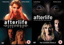 AFTERLIFE COMPLETE COLLECTION PART 1 2 Lesley Sharp, Stephen Volk NEW UK R2 DVD