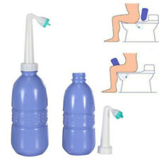 450ml / Personal Portátil Higiene Bidé Spray Limpia Lavado Arandela Botella