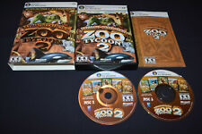 Zoo Tycoon 2 Ultimate Collection for Windows XP *MISSING DISC 1*