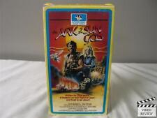 The Ark of the Sun God VHS David Warbeck, John Steiner, Susie Sudlow; Dawon