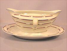Alte Porzellan Sauciere Art Deco Rosenthal Madeleine