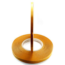 100m x 6mm tape, double stick hemming web for sewing, fabric leather. AGW