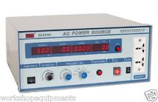 Variable Frequency Voltage Converter Power Supply Source 500VA Input 220V/50Hz