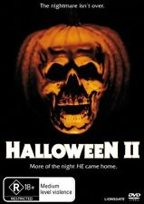 R Rated Horror Halloween DVDs & Blu-ray Discs