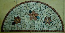 INGROSSO: Rosone Mosaico Mezzaluna Marmo. Vedi negozio!