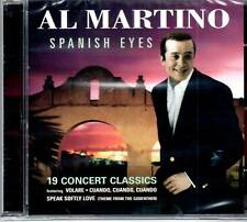 Al Martino  Spanish Eyes  19 CONCERT CLASSICS BRAND NEW SEALED  CD