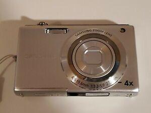 Samsung TL105 12.2MP Digital Camera - Silver *Tested*