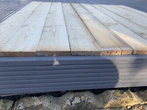 10 x 100cm New Pallet Boards - Wood Planks/Wall Cladding DIY/Garden.