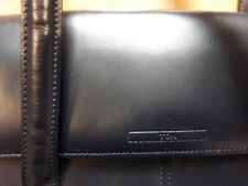 Smart TCM navy blue handbag with handles