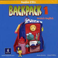 Backpack Level 1 Students CD: (Global) Students No. 1, Herrera, Mario, Pinkley,