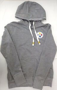 Pittsburgh Steelers Women's Touch by Alyssa Milano Medium All Star Hoodie 317