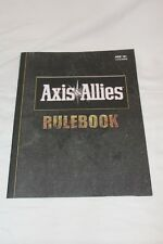 Axis & Allies Spring 1942 Rules Booklet