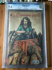 Walking Dead #127 CGC 9.8 1st Appearance of Magna Luke Siddiq Skybound TWD AMC