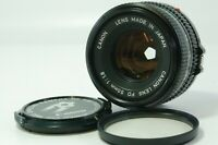 Canon Lens FD 50mm 1.8 Canon FD mount Ref. 62196