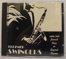 Klezmer Swingers - 1890-1939 Jewish Jazz to Stylish Swing - Top Hat CD THP251