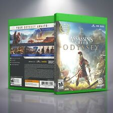 Assassin's Creed: Odyssey - Replacement XboxOne Cover and Case. NO GAME!!!