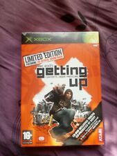 Marc Eckos Getting Up Ltd.Ed (Xbox) NEUF