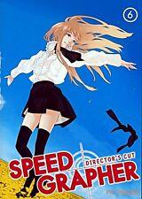 Speed Grapher vol. 6 ( Anime auf Deutsch )