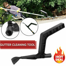 Garden Gutter Getter Spoon Scoop For Extension Pole Home Roof Cleaning Tool USA