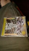 A GUIDE TO BRITISH WOODLAND BIRDS.AUDIO BOOK CD.