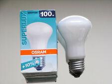 4 x Philips Glühlampe Brilliant Pilz Krypton 100W 100 W Watt E27 weiss softweiß