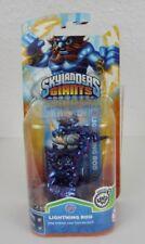 Purple Metallic Lightning Rod - Skylanders Giants Figur rare Chase Variante