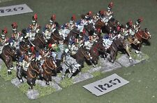 25mm napoleonic / french - cuirassiers 16 cavalry - cav (18257)
