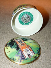 2005 MICHIGAN STATE UNIVERSITY SESQUICENTENNIAL PICKARD TRINKET KEEPSAKE BOX/LID
