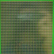 2Stk 9x15cm Streifenraster Veroboard Lochraster Platine Leiterplatte joint pcb