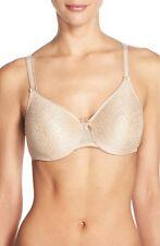 NWOT Chantelle 1891 'C Magnifique' Underwire Bra, Nude, Size 36DD - $68