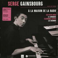 Serge Gainsbourg - A La Maison De La Radio (Vinyl LP - 2020 - EU - Original)