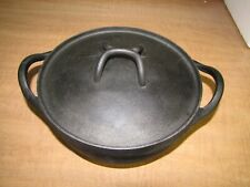 Sabatier Pre-Owned Dutch Oven, 5.5-Quart With a self-basting lid