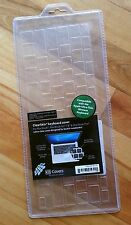 KB Covers Clear-M-US, ultra-clear keyboard cover for Apple MacBook, Air, Pro NEW