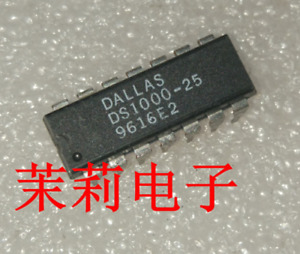 DS1000 DS1000M DS1000Z 5-Tap Silicon Delay Line