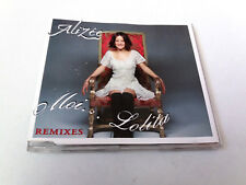 "ALIZEE ""MOI ... LOLITA REMIXES"" CD SINGLE 4 TRACKS"