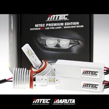 MTEC/MARUTA 6100K H9 H11 H16 Ver. 2 LED FOG LIGHT Super Bright V2