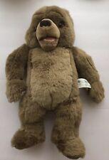 Little Bear Talks Laugh Maurice Sendak Plush Stuffed Animal 1998 Kidpower Tested