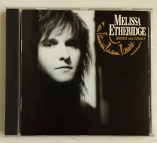 Melissa Etheridge Brave And Crazy CD Europa 1989
