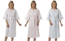 Polycotton Floral Robe Nightwear for Women