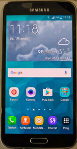 ***TOP** Samsung Galaxy S5 SM-G900F, 16GB, black, without Simlock, with warranty