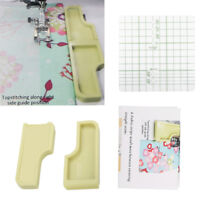3Pcs Plastic 6 In 1 Stick and Stitch Guide Sewing Machine Part Accessories