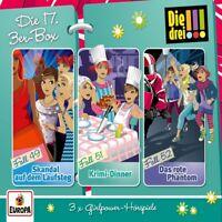 DIE DREI !!! - DIE 17.3ER BOX (FOLGEN 49,51,52)  3 CD NEU