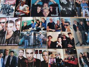 24 DEPECHE MODE - Poster !!! rare 80s 90s collection Sammlung lot XL A2 A3 A4