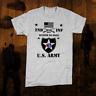 Army 2nd infantry t-shirt 11 Bravo Iraq Afghan War Military Combat Veteran new