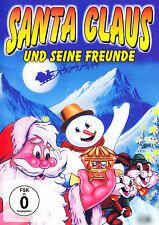 DVD Santa Claus Père Noël et ses Amis