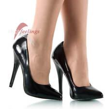 Vanity-420 Pleaser High Heels Pumps schwarz weiß rot silber gold babypink 35-47