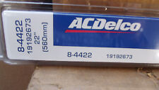 "10 BLADES OF AC DELCO,8-4422(22""),FRESH WIPER BLADES.4.5.+*FREE LOCAL PICK UP*."