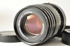 MINT MINOLTA M ROKKOR 90mm f/4 for LEICA M, CL, CLE from Japan #4067