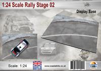 Coastal Kits 1:24 Scale Rally Stage 02 Display Base