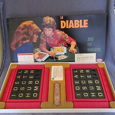 768B Jeu de société Ideal Toy Le Diable